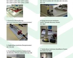Tallinna Tehnikakõrgkool teostab testimisi